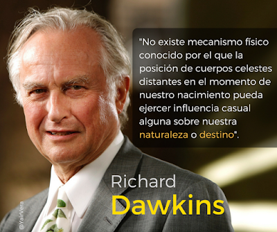 Richard Dawkins Destejiendo el arcoíris